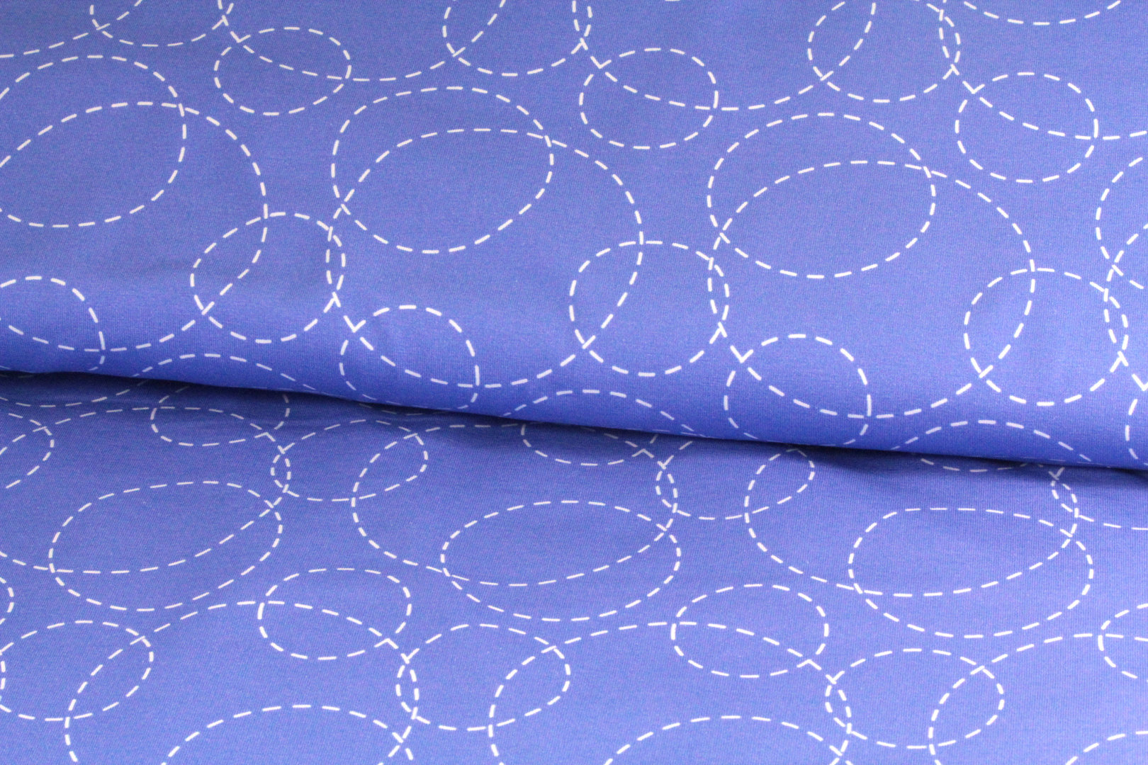 CandyCircles Blue exklusiv bei Just TiLi - Ökotex 100